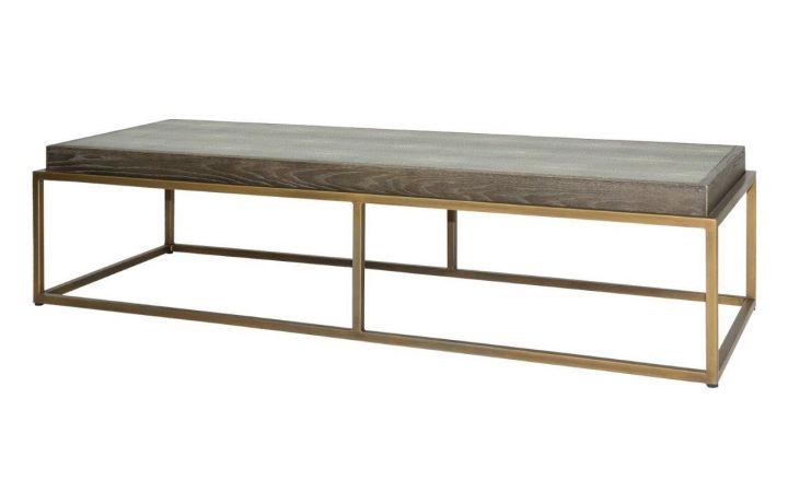 Franco Coffee Table - Natural
