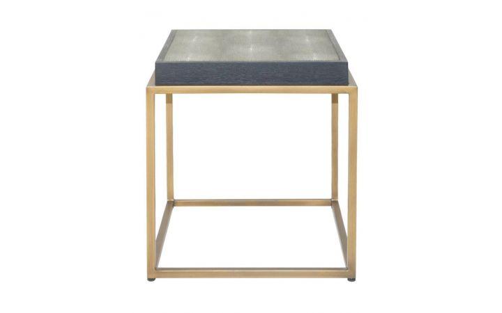 Franco Side Table - Black