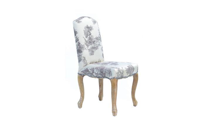 Van Dyke Dining Chair - Toile