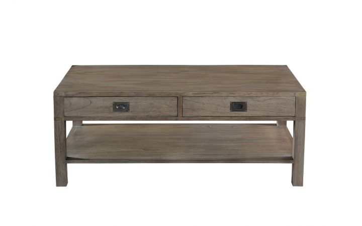 Wellington Coffee Table - Grey