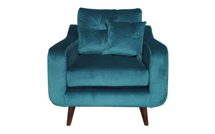 Porto Standard Chair - 'Lumino' Teal