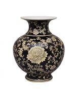 Mandalay Vase - Black